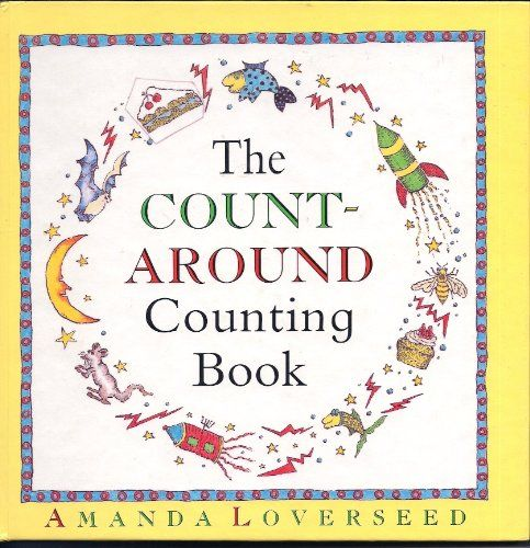 Countaround Counting Book An illustrated counting book by means of which young children can learn to count up to ten by turning wheels and lifting flaps in a way which is designed to entertain and amuse.