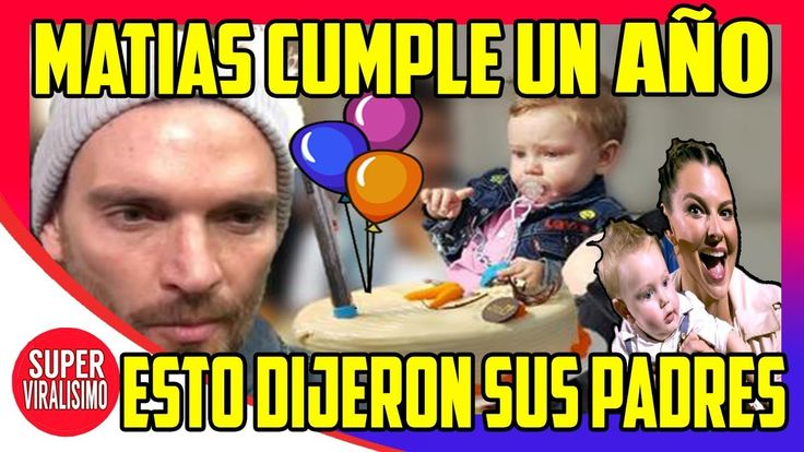 El Hijo De Marjorie De Sousa Y Julian Gil Cumplió Un Año   Matias Gil De...