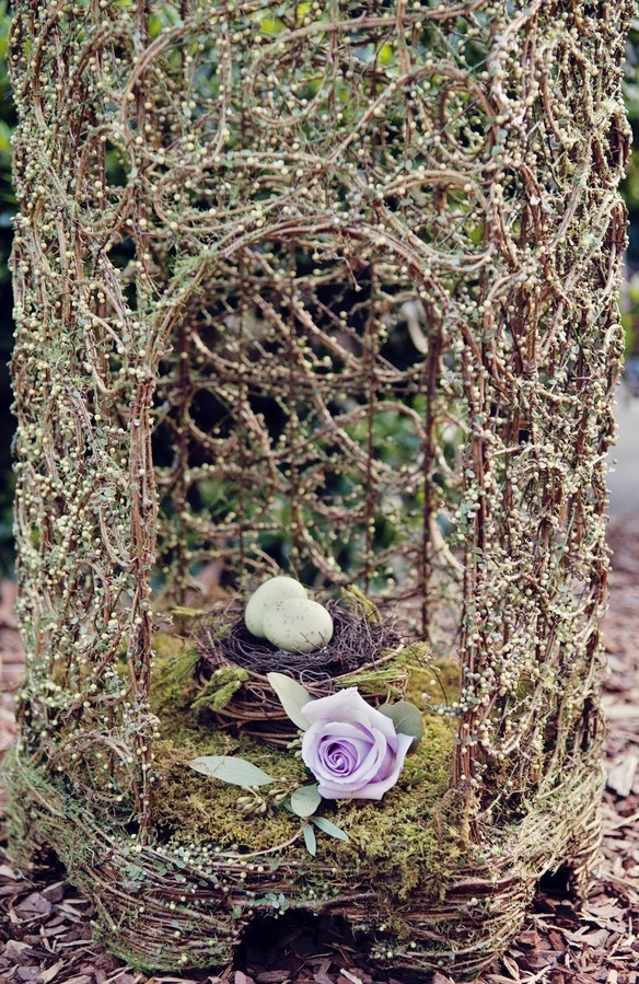 Birdcage decor (Christi Falls Photography)Birdcages Decor, Decor Christy, Fantastic Decor