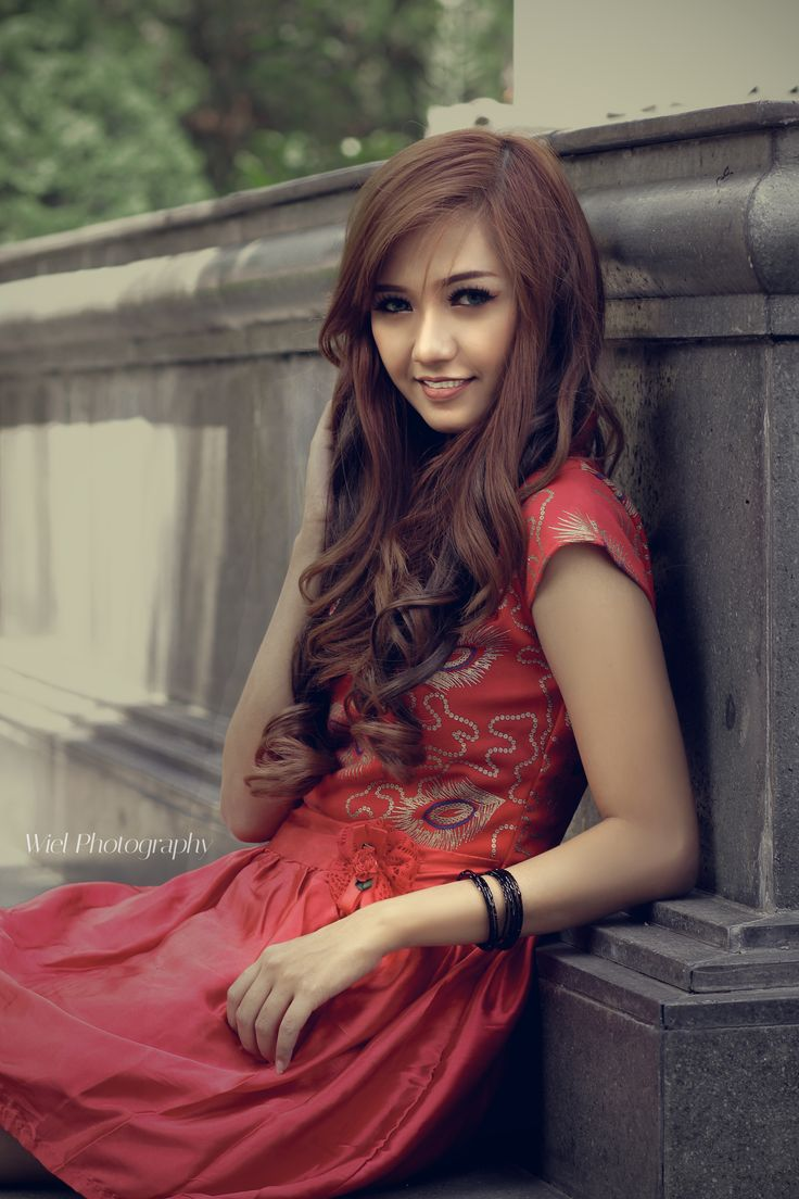 Model Vanny Wijaya |  Location Vihara By Wiel Photigraphy