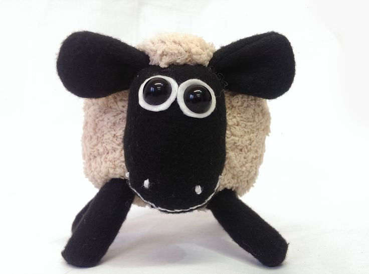 fabric sheep - ovečka