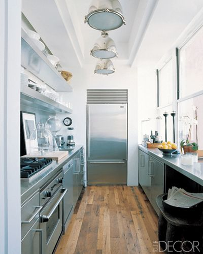 29 best the kitchen images on pinterest bakery kitchen for Expanding a galley kitchen