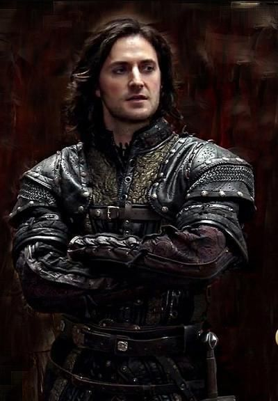 Richard Armitage . Sir Guy of Gisborne