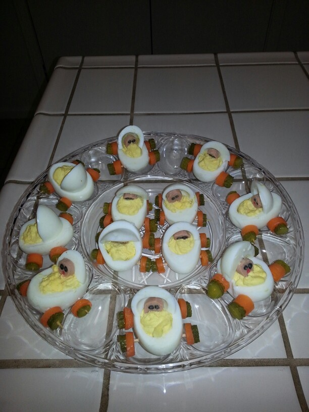 Baby Shower Hors D Oeuvres