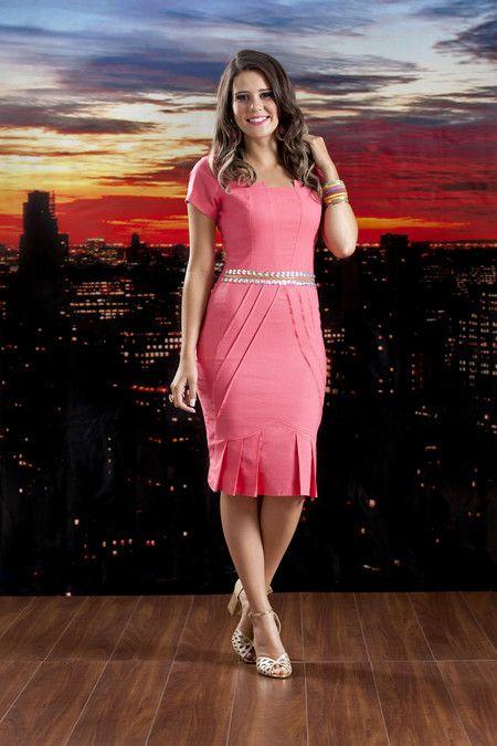 Vestido Rose - Bella Herança