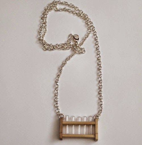 Laboratory Necklace