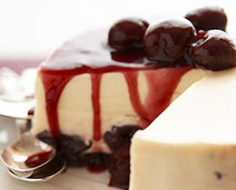 A treat for all seasons, our PHILLY cherry toblerone cheesecake recipe is sure to have your kitchen jumping for joy with its decadent chocolaty taste.
