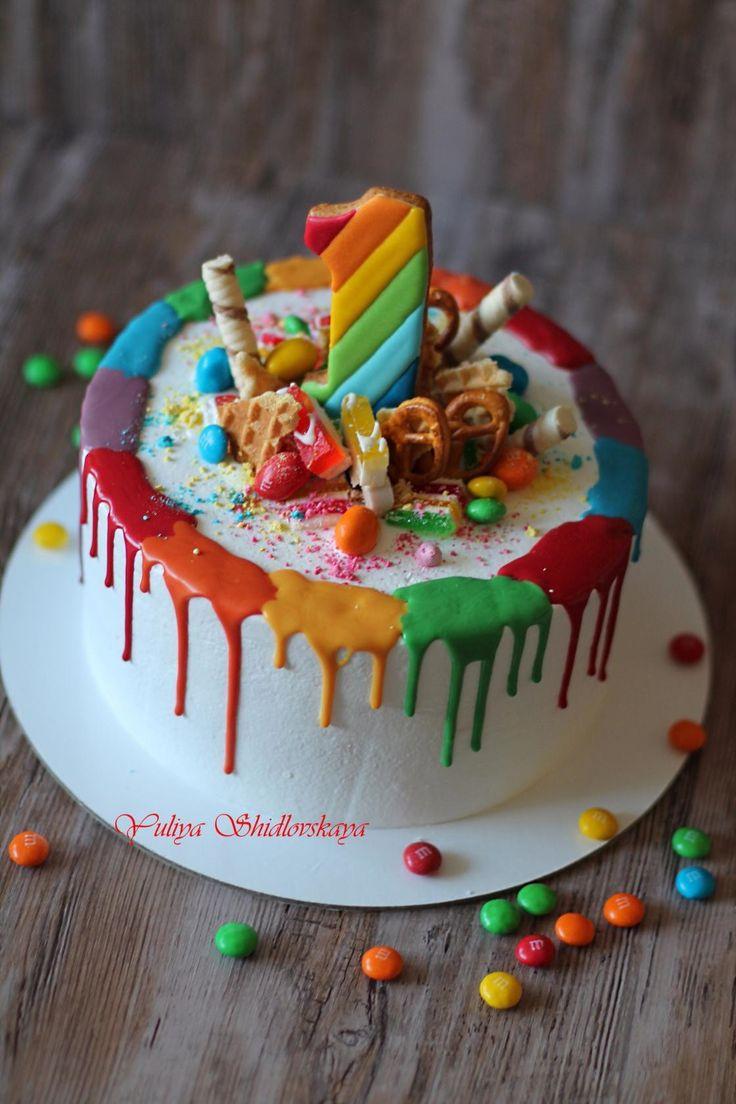 Инстаграм торт своими руками