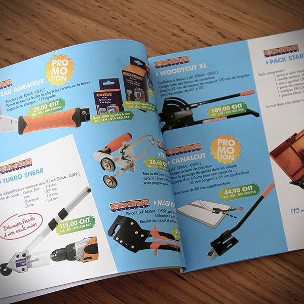 LTM  #Graphisme #Print #Catalogue