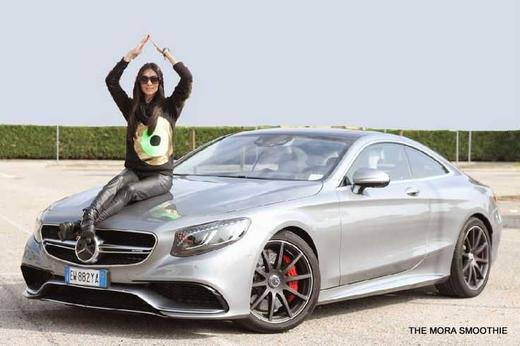 AMG by Mercedes-Benz! Good vibes! Read more www.themorasmoothie.com