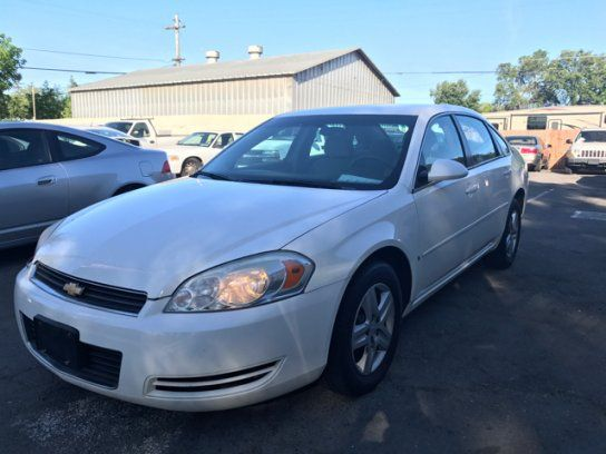 Sedan, 2006 Chevrolet Impala LS with 4 Door in West Sacramento, CA (95691)