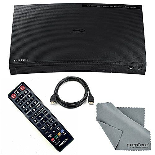 Samsung BD-J5900 Blu-Ray Disc Player Experience your favorite movies in high-definition with the Samsung BD-J5900 Blu-Ray 3D Disc Player. Featuring full HD 1080p Playback via HDMI 1080p Resolution Up...