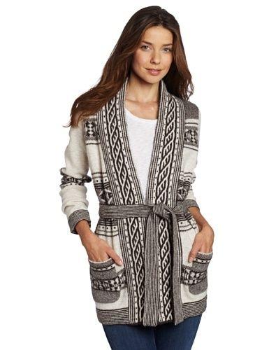 Pendleton Women's Petite Discovery Stripe Cardigan Pendleton. $99.00. 27.5  inch length. Dry Clean