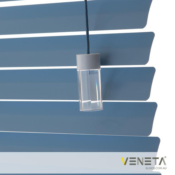 Veneta Blinds : Aluminium Blinds Colour : SKY