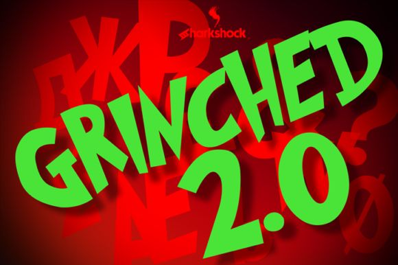 Grinched 2.0 - Creative Fabrica