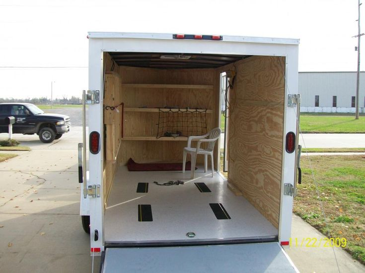 Enclosed Trailer Page 2 Atvconnection Com Atv