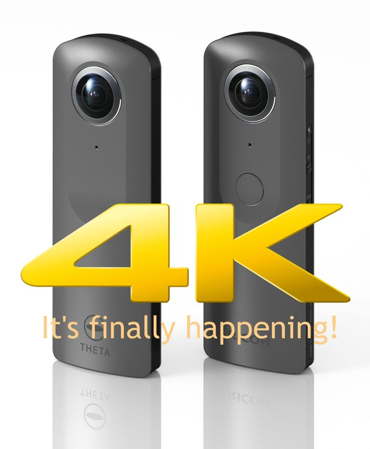 Ricoh just announced that it will be showcasing a prototype of its Ricoh Theta with 4K video (at 30fps) and 4K live streaming at NAB Show 2017!  The new Theta will also have 4-channel surround sound audio and is expected to be released later this year. The Ricoh Theta is still the most popular 360 …