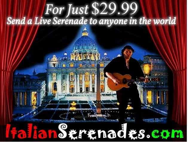 10. HAPPY FATHER'S DAY - 'Il Padrino' Parla piu' piano (Godfather song) Serenade