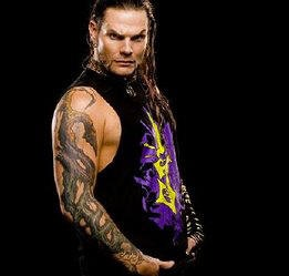 Jeff Hardy Tattoo Pictures