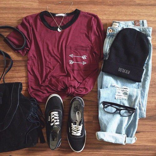 gorgeous cute outfits with vans tumblr boots