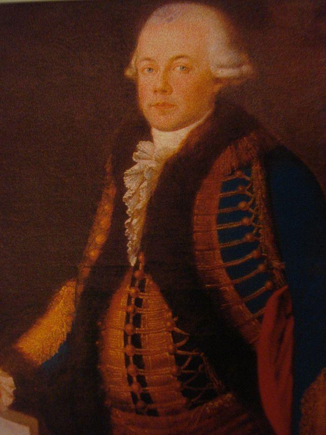 From Wikiwand: Michael Johann von Althann (1757–1815) aus der spanischen Linie
