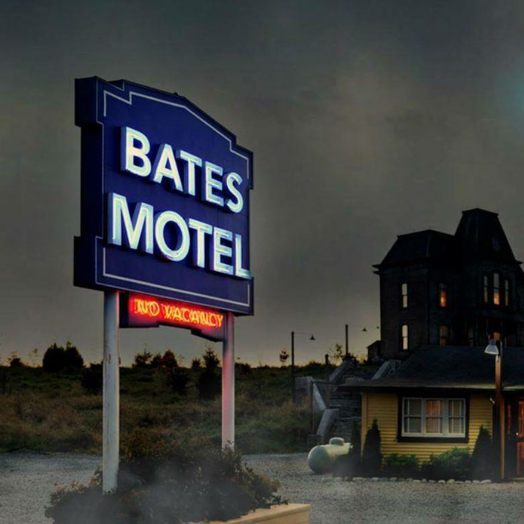 Bates Hotel is Open!