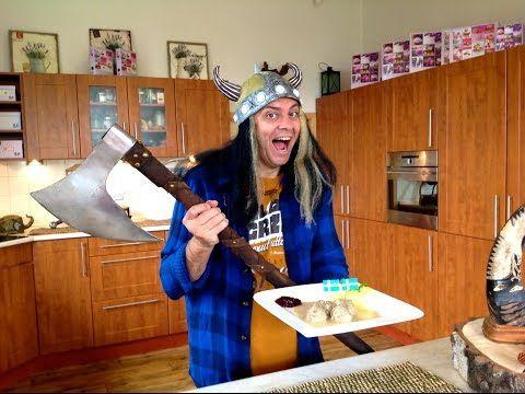 Nejchutnější Švédské masové kuličky recept, ala IKEA, lehké a lahodné recept, Vařte s Majklem - YouTube