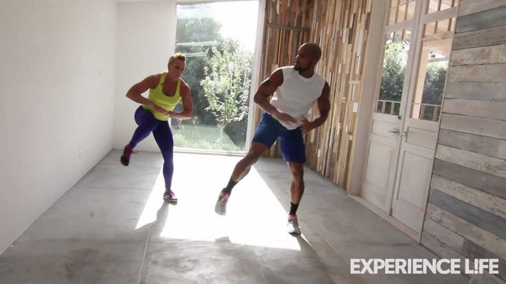 Shaun T.'s Insanity-Inspired Workout