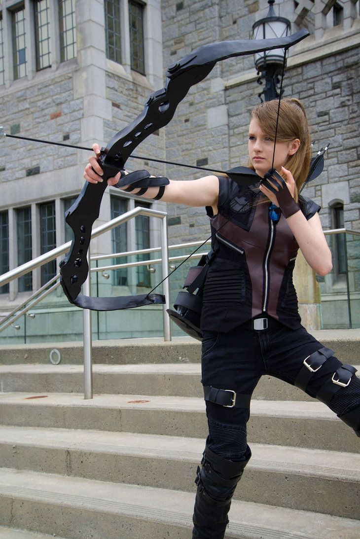 Hawkeye [GB]: Aim and Fire by AnyaPanda on DeviantArt