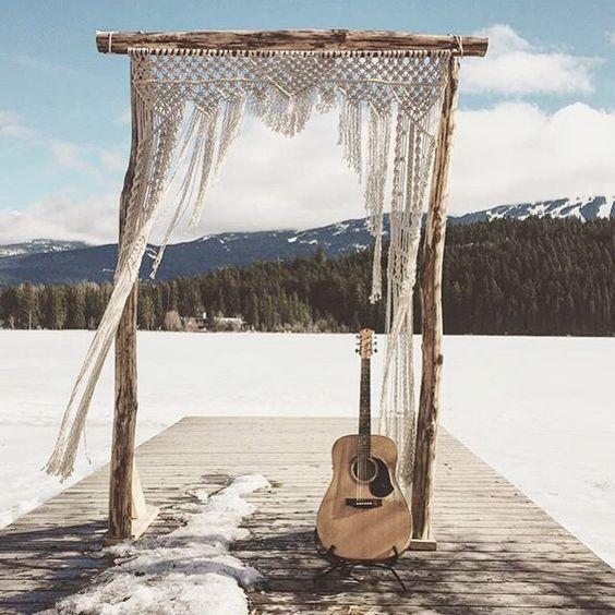 Wedding Altar Frame: Best 20+ Wood Wedding Arches Ideas On Pinterest