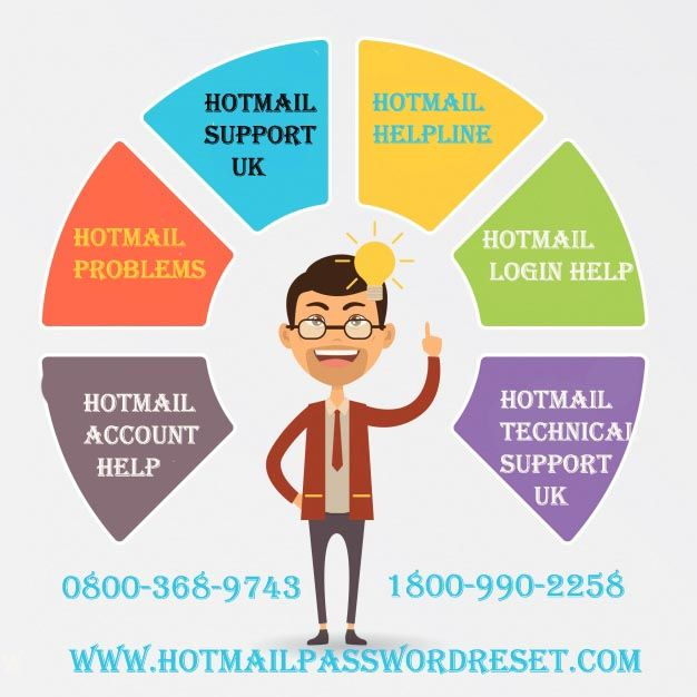 When you are going to Log in on their Hotmail account then get wrong password message.If you want to get Hotmail Login Help then call to Hotmail Password Reset team for resolve Hotmail issues.http://www.hotmailpasswordreset.com