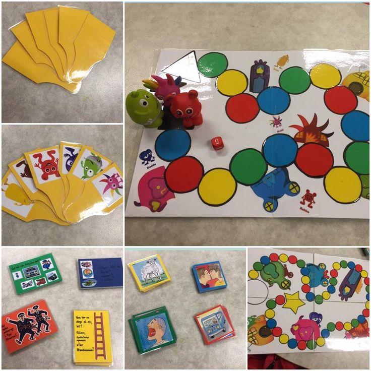 Specialpedagogik i förskolan: Babblarspel med variation och anpassning