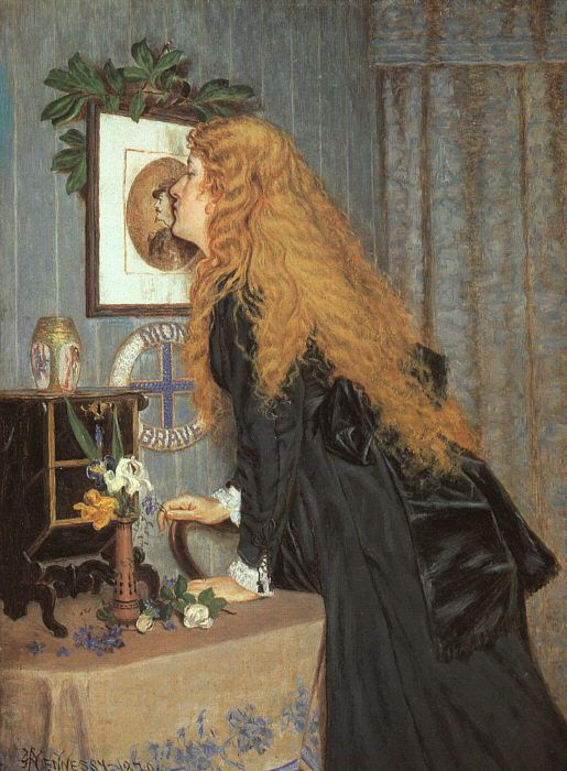 Mon Brave by William John Hennessy