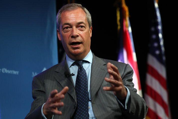Nigel Farage announces European referendum tour – POLITICO