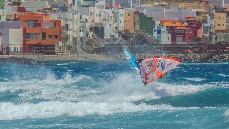 Gran Canaria Win & Waves Festival 2017   Campeonato Mundial de Surf  Poz...