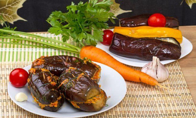 Солим баклажаны правильно   Дачная кухня (Огород.ru)