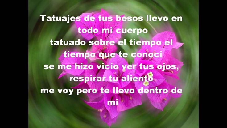 Tatuajes - Joan Sebastian (letra) - YouTube