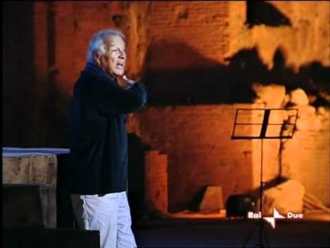 Dario Fo e Giorgio Albertazzi raccontano Il Teatro in Italia 02 Macchi Papi e Sirene in Magna Grecia