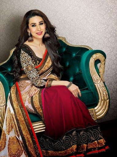 Karishma kapoor Saree « Indian Designer Sarees Suits Dresses