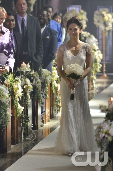 """Beauty and the Beast -- """"Shotgun Wedding"""" -- Image Number: BB308a_0039.jpg -- Pictured: Kristin Kreuk as Catherine -- Photo: Ben Mark Holzberg/The CW -- © 2015 The CW Network, LLC. All rights reserved."""
