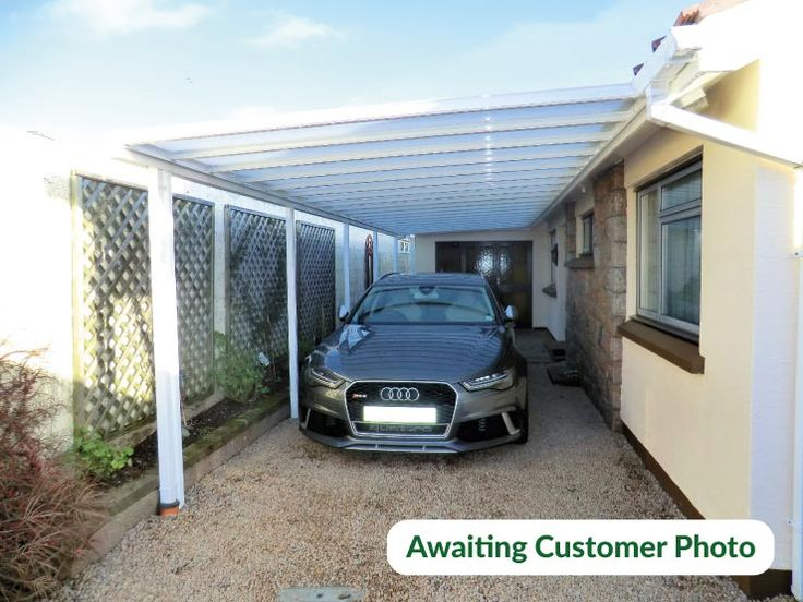 Best 25 carport canopy ideas on pinterest port image for Carport aluminium glas
