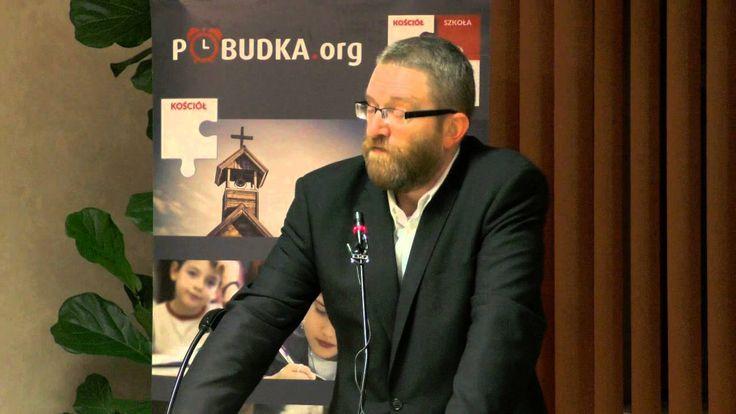Grzegorz Braun w Sandomierzu 15.02.2016 cz1