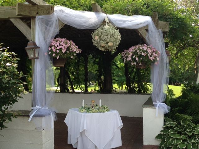 Wedding at Buhl Estate at Addison Oaks