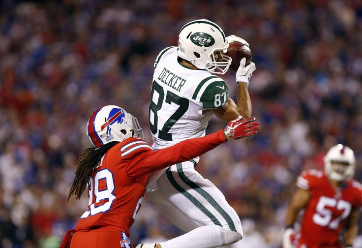 Without Brandon Marshall and a QB, New York Jets Should Move on From Eric Decker | Elite Sports NY