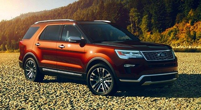 2019 Ford Explorer And Explorer Sport Price And Release Date 2019 Ford Explorer Ford Explorer