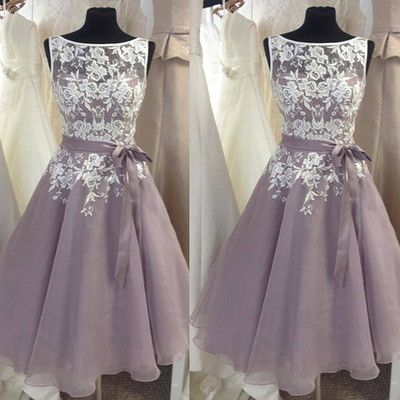 Tea Length Bridesmaid Dresses,1950's Bridesmaid Dresses,Short Bridesmaid Dresses,High Neck Bridesmaid Dresses,FS048 Only accept payment from PayPal, there is USD5 discount for payment by Paypal, disco