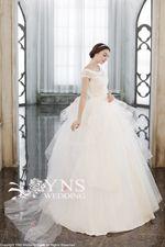 [2/9]ウェディングドレス LaVenie Collection ウェディングドレス YNS WEDDING