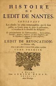 Hendrik IV had in 1598 het edict van Nantes ingesteld, een edict waarin stond dat de Franse hugenoten het recht hadden om hun geloof te behouden. Hierdoor ontstond godsdienstvrijheid in Frankrijk.