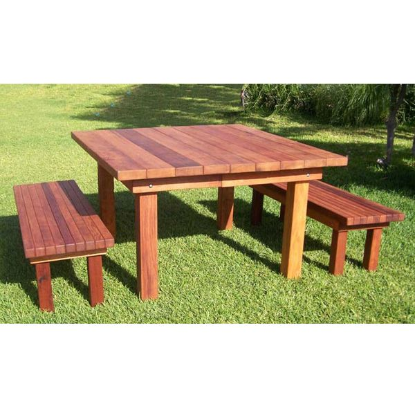8 best images about jon 39 s outdoor table ideas on pinterest for Garden table designs wood