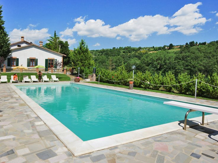 """Pet friendly holiday home with private pool. Price class € 300,- € 500,- Holiday farm Podere Poggio San Vito residence """"Poggio S Vito"""". 2 km from the centre of Tavernelle, 20 km from the centre of Perugia, 30 km from the centre of Assisi, in a quiet position. For shared..."""